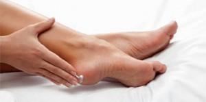 ayak tedavisi