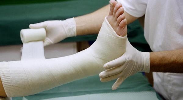kemik kırılması