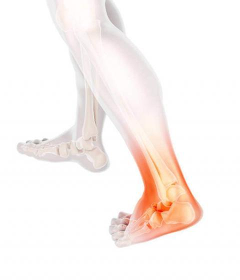 ayak ve ayak bileği sağlığı